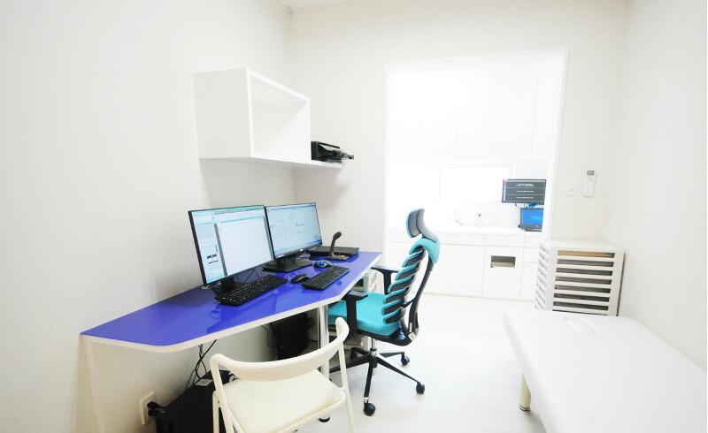アーバンハートクリニック診察室②