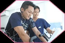 メディカルフィットネス(心臓リハビリテーション)