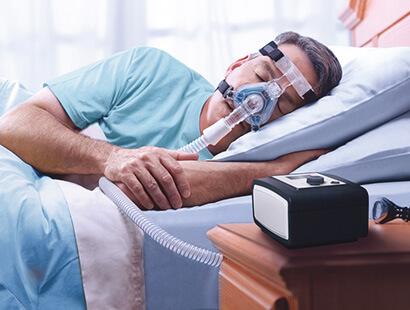 睡眠時無呼吸症候群の治療について